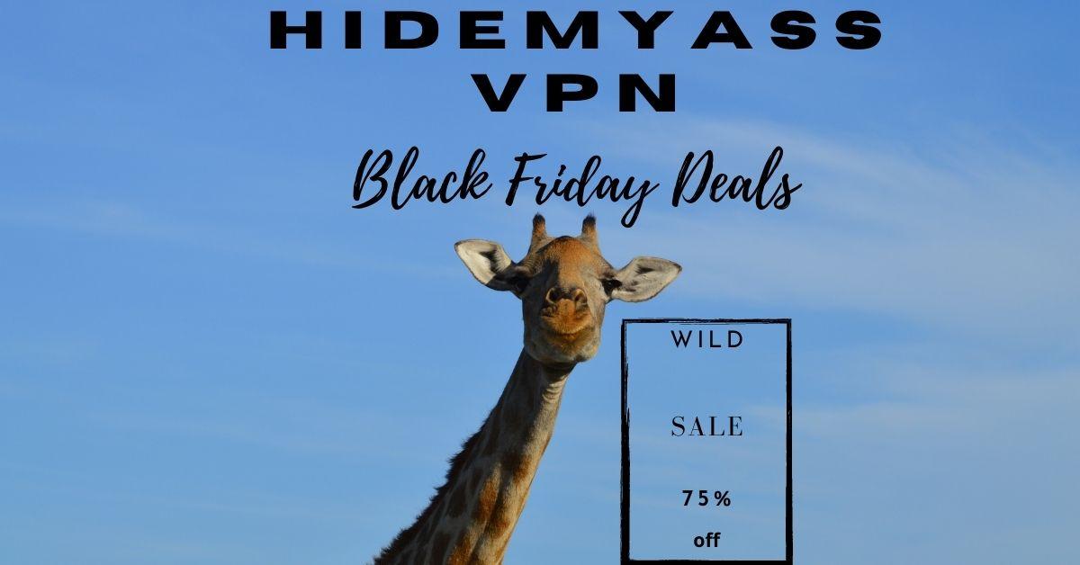 HideMyAss VPN: Up To 75% Off