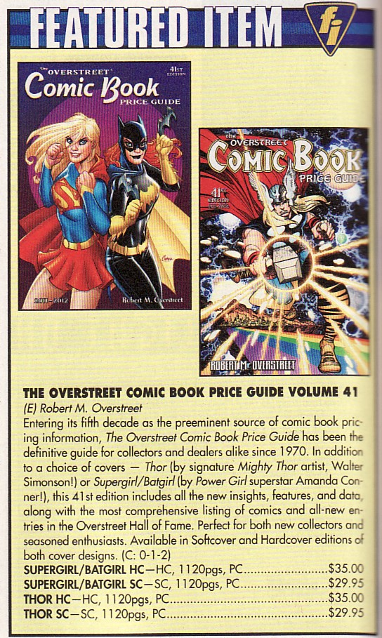 overstreet comic book price guide 2011 free download