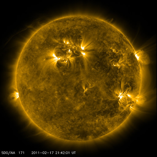 solar flare 2