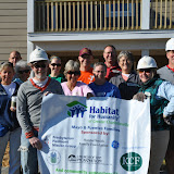 Habitat for Humanity - April 20