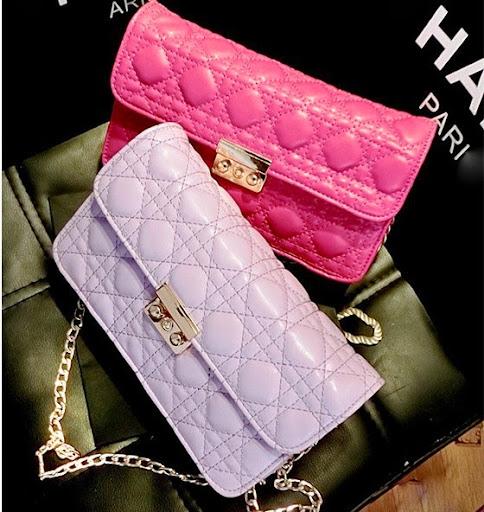 Fashion Chain Small Women Shoulder Bag Handbag For Fema