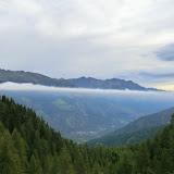 Bergwandern zum Zwölfer Kreuz 07.09.11