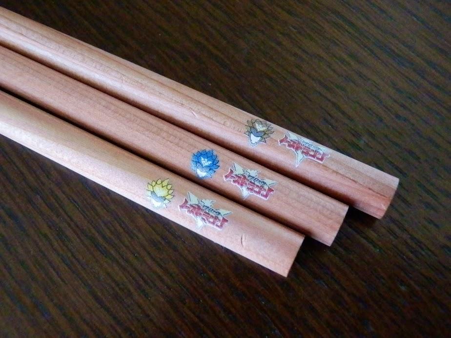 子供たちへのプレゼント鉛筆
