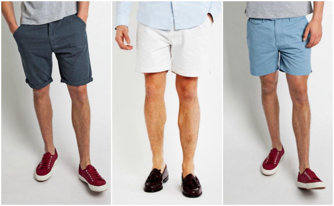 10 mẫu quần sooc nam hàng hiệu để bạn khẳng định đẳng cấp
