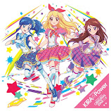 Aikatsu! OP3 & ED4 Single – KIRA☆Power / Original Star☆彡