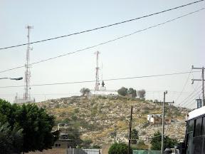 Monumento a Villa en el cerro de la Pila