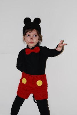 Αποκριάτικη στολή Mickey Mouse Μίκυ