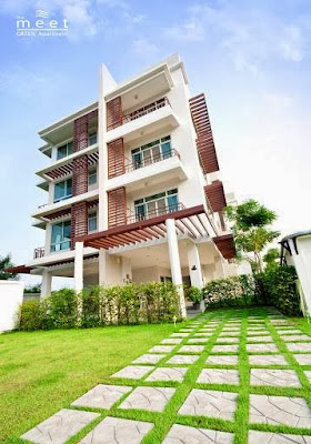 The MEET Green Apartment, 112/26 Ramintra 40 Yeak 19 Buengkum Klongkum, Bangkok 10230, Thailand