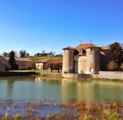 French Village Diaries cycling Vienne Charroux Poitou-Charentes