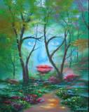 Goddess Gaia Image