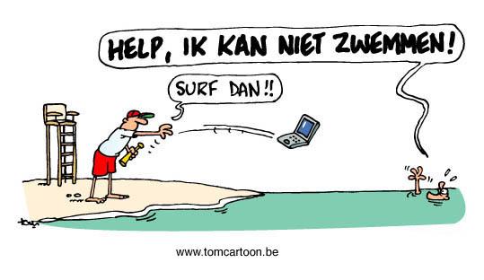 Afbeeldingsresultaat voor zwemmen cartoon