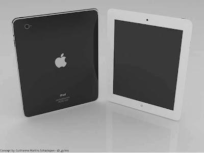 Cinco diseños conceptuales del futuro iPad 3… y de propina un vídeo