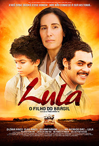 Lula O Filho do Brasil Poster