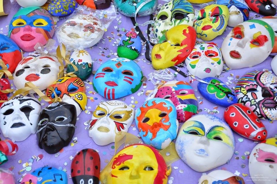 Carnevale dei ragazzi: maschere