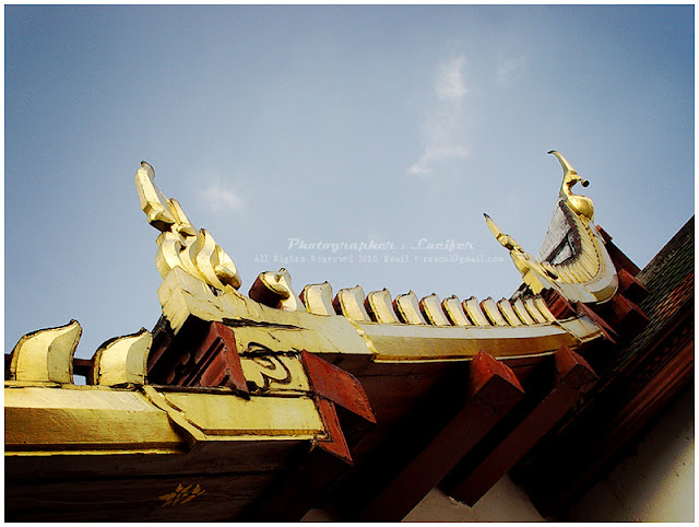 Photograph Roof Thailand