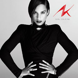 Baixar MP3 Grátis Alicia Keys Girl On Fire 2012 Alicia Keys   Girl On Fire