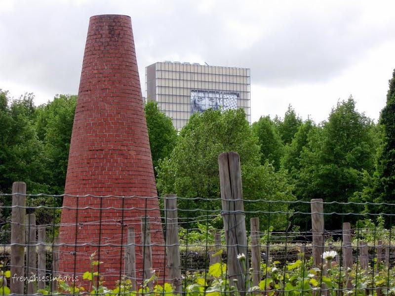 Le parc de bercy frenchies in paris for Jardin yitzhak rabin
