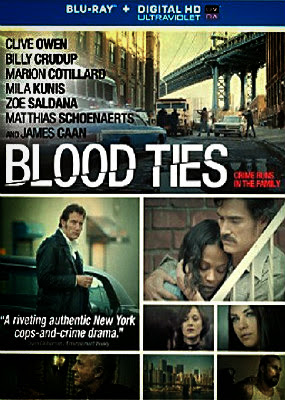 Filme Poster Blood Ties BRRip XviD & RMVB Legendado