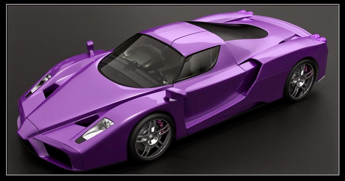 Download 66 Gambar Modifikasi Mobil Mewah Warna Ungu Terbaru Ladang Mobil