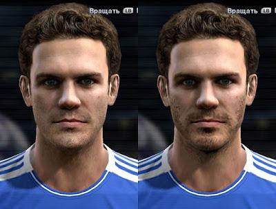 Preview%252520%2525282%252529 PES 2012: Face de Juan Mata – Chelsea