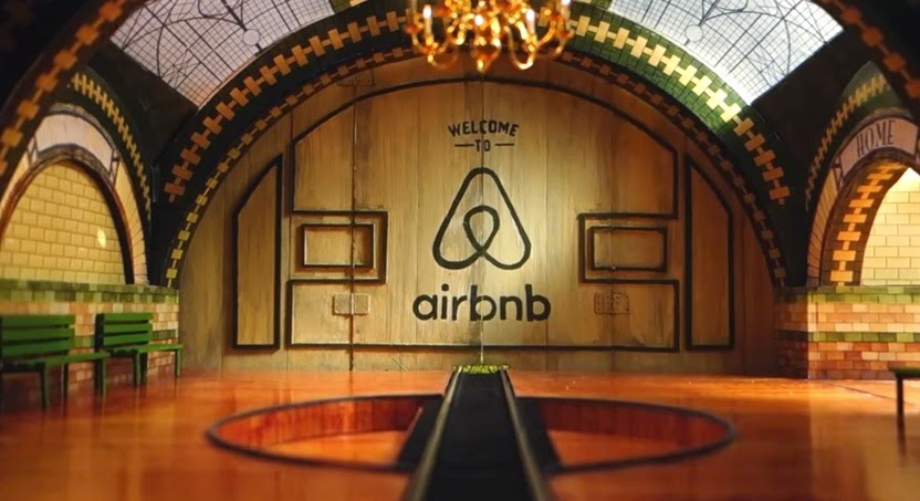 Airbnb's New Handmade Ad, Shot in One Take Is A Wonderful Ride