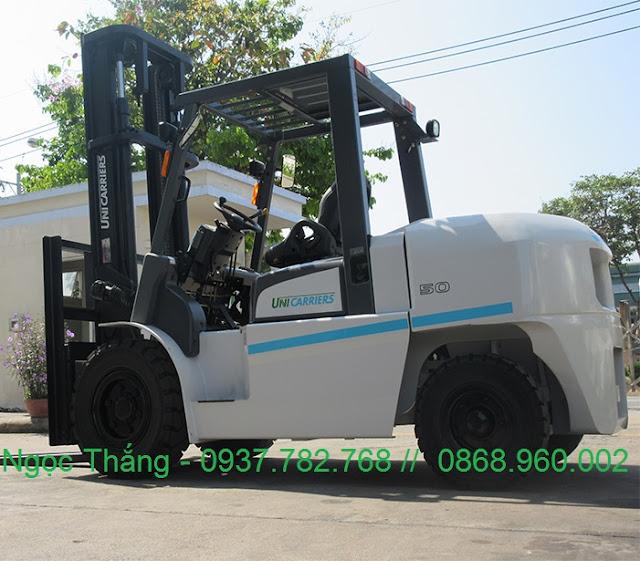 Xe nâng Nissan Unicarriers 3.5 - 5.0 tấn 1F5
