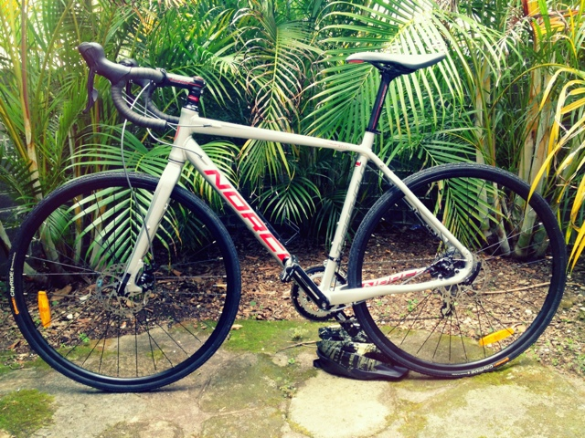 man in japan: Norco Threshold A3