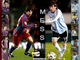 messi, star football