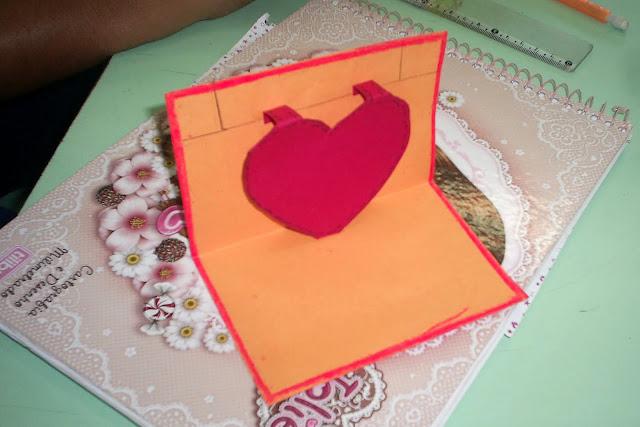 Cartão Dia Das Mães 6º E 7º Ano Unidade I Escola Pequeno