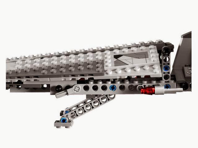 7961 レゴ ダース・モールのシス・インフィルトレーター