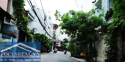 Bán nhà đường Ni Sư Huỳnh Liên quận Tân Bình (tổng hợp)
