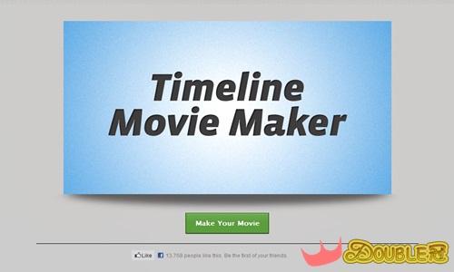 FACEBOOK社群教學-Timeline movie maker製作你的時間軸影片