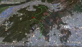 부산 백양산-불웅령-주지봉-웰빙 산책로 산행