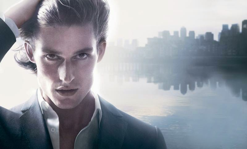 Z Zegna Fragrance Contract, campaña 2014