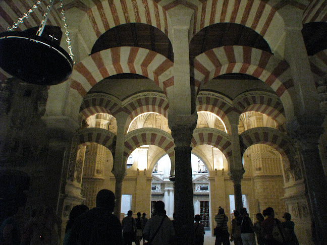 Mezquita (mosque) portion of La Catedral de Córdoba, Córdoba, Spain