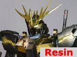 Earth Federation Forces (EFF) RX-0 Unicorn Gundam 02 Banshee