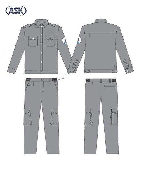 Trang phục Bảo hộ lao động #13
