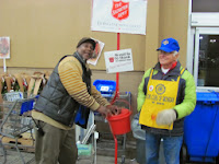 Greet at Sams Club makes a donation
