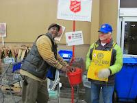Greet at Sams Club makes a donation