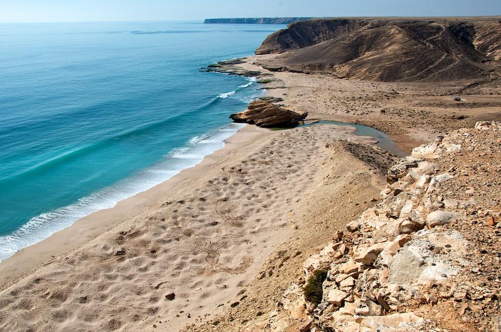 Turtle Beach, Oman