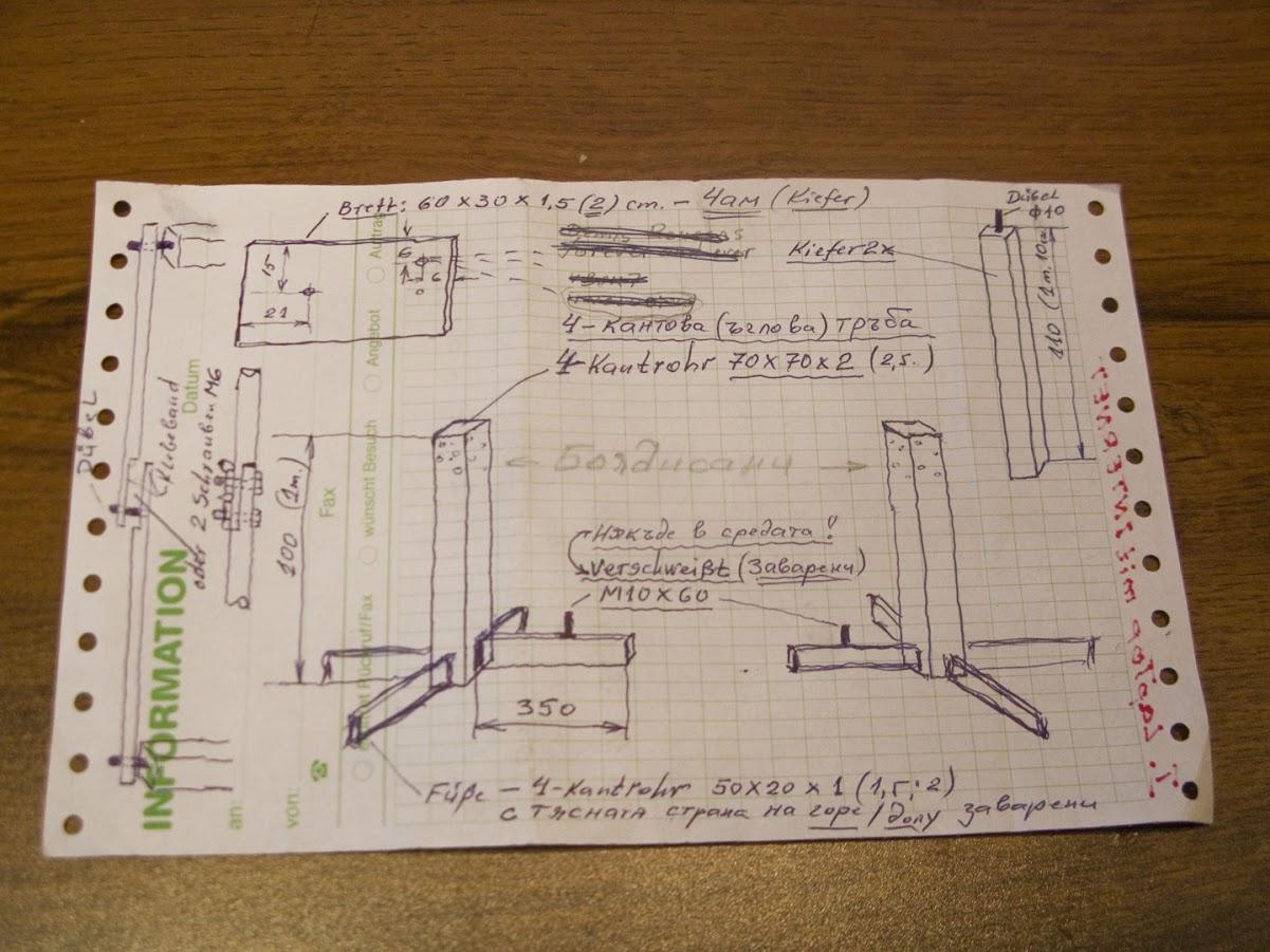 """""""15° Power"""" - Измерване на мухарски пръти"""