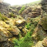 Ruta por el cañón del Górgora