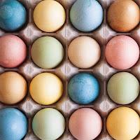 Ostereier natürlich färben mit Lebensmitteln