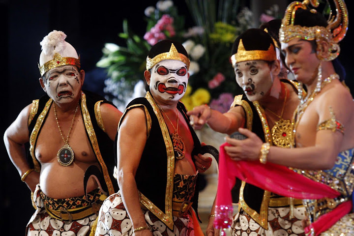 Kebudayaan Indonesia Warta Wayang Orang