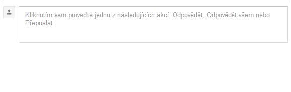 Skrytá reklama Gmail