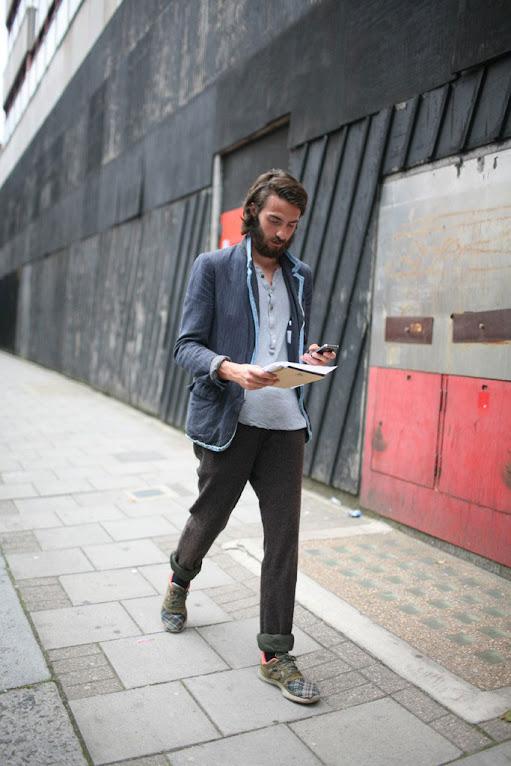 *英國倫敦時裝周場外街拍:攝影師Kuba Dabrowski捕捉街頭英倫紳士! 8