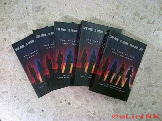 Buku 1111 - The Wake Up Call from Universe