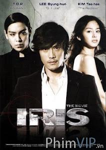 Mật Danh Iris 1 Special - Iris The Movie poster