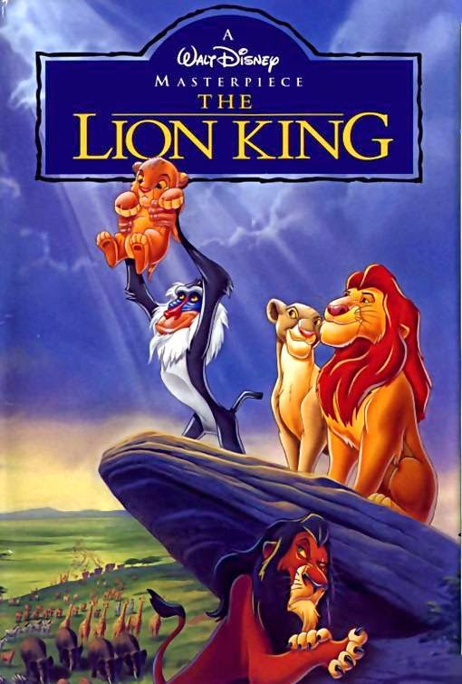 Poster Of The Lion King (1994) Full Movie Hindi Dubbed Free Download Watch Online At alldownloads4u.com