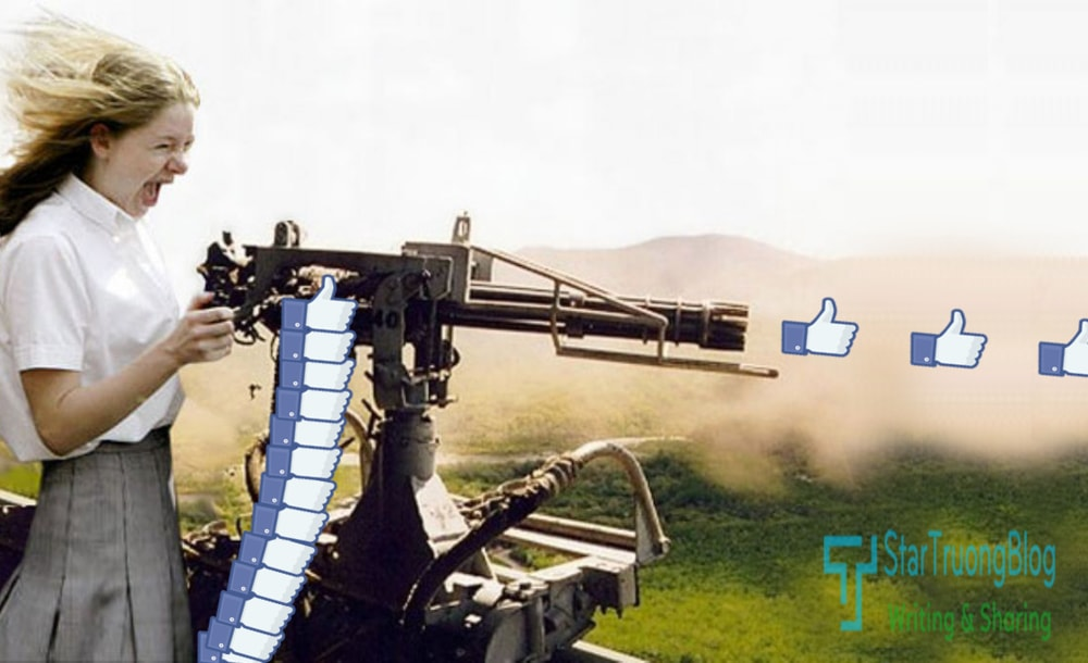 Cách giải quyết Facebook của bạn bị Like tự động